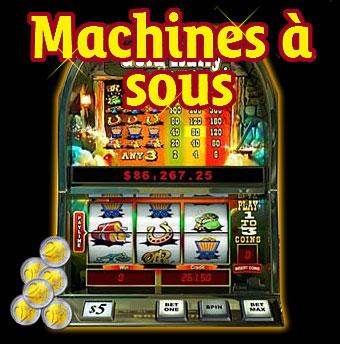 machine a sous